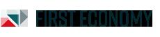 First Economy mobile logo.